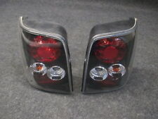 Paar Rückleuchten Rücklichter schwarz Klarglas VW Passat 3B Rücklicht SONAR