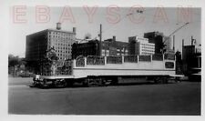 7J682 RP 1940s/50s MONTREAL TRANSPORTATION COMMISSION RAILWAY OBSERVATION CAR #1