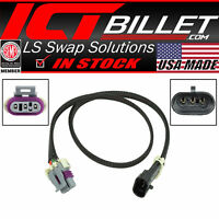 LS 3-Wire Gen 4 MAP Sensor Manifold Absolute Pressure Connector Plug Pigtail LS3 WPMAP40 ICT Billet