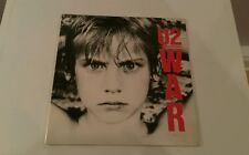 SEALED U2 WAR LP UNOPENED 1983  Cat. # 90067