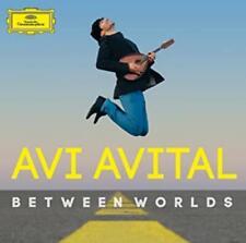 Avi Avital: Between Worlds MUSIC AUDIO CD bach bluegrass blkan beats mandolin!