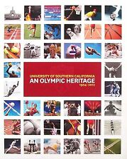 University of Southern California: An Olympic Heritage 1904-2012   **  RARE  **
