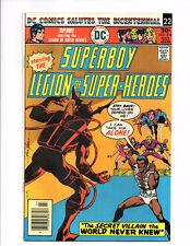 Superboy #218 (Jul 1976, DC) - Fine/Very Fine