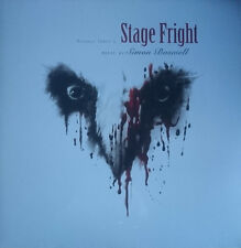 Simon Boswell - Stage Fright OST LP Flick Records Clear Vinyl Michele Soavi