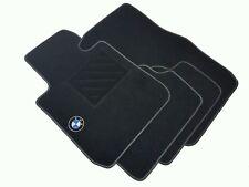 Tappetini BMW Serie 1 F20 dal 2011- F52 restyling 1 ricamo  + battitacco