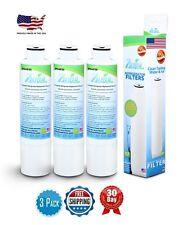 (3-Pk) Zuma Refrigerator Water Filter Replaces Samsung DA29-00020B DA29-00020A