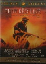 The THIN RED LINE (1998) Sean Penn George Clooney John Cusack Nick Nolte SEALED