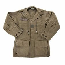 New Surplus M64 French Army Combat Jacket F2 Style Olive Green Retro Urban Med R