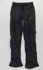 Ivivva By LuLuLemon DANCE STUDIO Pants (Girls Size 10) Black