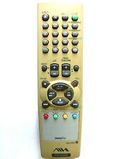 AIWA TV/VCR COMBI REMOTE CONTROL RM-Z5404 for VX14MW1E VX14MW1U VX21MW1U