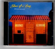 (HK302) Ghost Of A Dog, Full Moon Crime Spree - 2009 Sealed CD