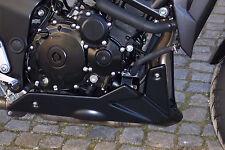 Bugspoiler Suzuki GSR750 2011 - 2016 schwarz-matt Unterverkleidung Verkleidung
