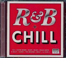 R and B + Chill 3-disc CD NEW Craig David Bibier Sisqo Jodeci TLD