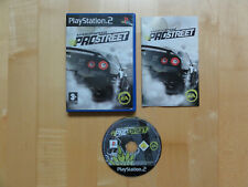 PS2 / Sony Playstation 2 Spiel - Need for Speed - Pro Street + Anleitung
