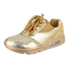 Markenlose Damen-Turnschuhe & -Sneaker aus Kunstleder in Größe 39