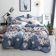 Mandala Floral Quilt/Duvet/Doona Cover Set Single/Double/Queen/King Size Bedding