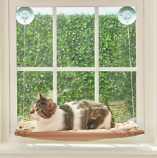 Two (2) Oster Sunny Seat Window - Mounted Cat Bed