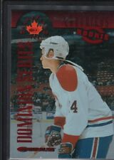 TERRY RYAN 1997/98 DONRUSS CANADIAN ICE #128 DOMINION CANADIENS SP #104/150