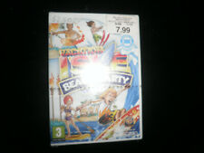 nintendo wii -  vacation isle beach party - 100% complete