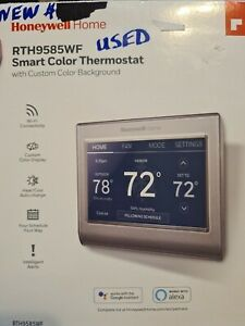 Honeywell RTH9585WF1006 Smart Color Thermostat