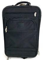 """🔥DAKOTA Tumi 22""""  Wheeled Carry-On Expandable suitcase black Ballistic Nylon🔥"""