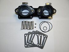 Chariot Banshee BLACK Billet Intakes 36-40 carb Crossover