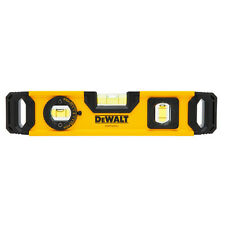 "DEWALT 9"" Magnetic Torpedo Level DWHT43003 New"