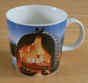 Arabia Finland Ceramic Moomin Valley Mug - Golden Tale (BNWOT)