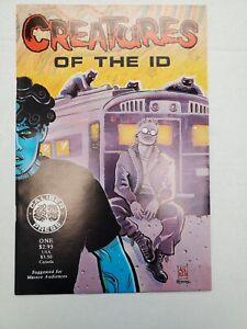 Creatures of the ID #1 1990 1st app. Madman (aka Frank Einstein)