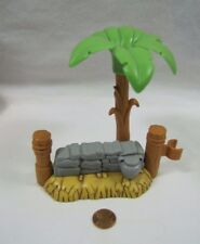 Fisher Price Little People PALM TREE WALL for BETHLEHEM INN Nativity Christmas