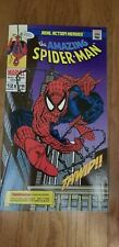 Medicom Toy Marvel Amazing Spider-Man RAH Real Action Heroes Figure #246