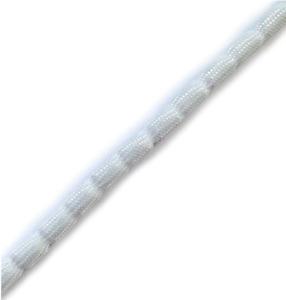 Heimtexshop24® 200g/m Gardinenbleiband Bleiband EU Norm Bleiband Beschichtet