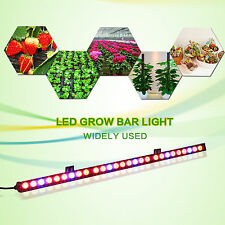 PopularGrow 81w LED Grow Light Bar professional Hydroponics Medical Plants IP65