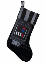 Star Wars Darth Vader Fleece Christmas Stocking Decoration With Breathing Sounds