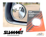 """SUMMIT BLIND SPOT MIRROR ROUND ADHESIVE 2"""" INCH EASY FIT WIDE VIEW ANGLE VAN"""
