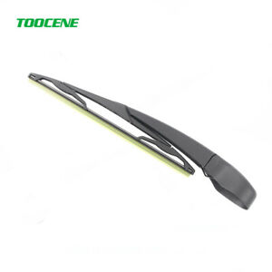 Rear windshield Wiper Blade and arm for ford focus mk3 hatchback 2012-2018