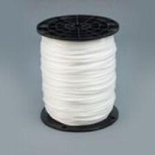 "Neobraid® Polyester 1/8"" Cord White #4"
