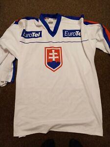 Slovakia Team Hockey Jersey