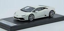 1/43 Looksmart Lamborghini Huracan LP610-4 Bianco Canopus Free shipping/ MR BBR