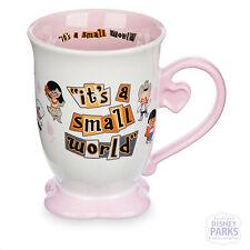 "Disney Parks ""It's a small world"" Mug Coffee Cup Tea"
