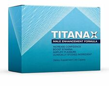 Titanax - Natural Male Enlarging and Enhancement Supplement.