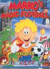 SEGA Game Gear Spiel - Marko's Magic Football SELTEN! Modul