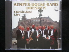 Semper-House-Band-Dresden - Calssic Jazz Live (CD)