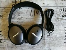 Bose qc 25 negro auriculares iPhone Edition Top
