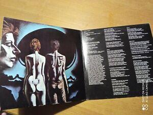 LE ORME-FELONA E SORONA 1973 ITALY LAMINATED LP RARO DISCO PROG VINILE
