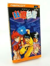 Yu Yu Hakusho - Nintendo Super Famicom SFC JAP Japan