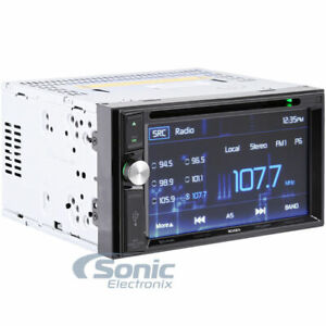 "Jensen VX7023 Double DIN In-Dash 6.2"" CD/DVD Car Stereo Receiver(Remanufactured)"