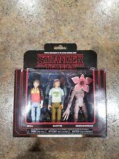 Funko Stranger Things Will, Dustin & Demogorgon Action Figure 3-Pack
