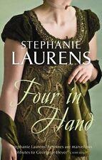 Four in Hand,Stephanie Laurens