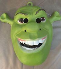 Shrek Ogre PVC Child Kids Adult Costume Mask Rubies Licensed New